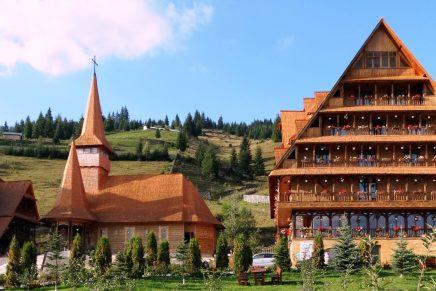MEGASTORY: IPS Teodosie, Arhiepiscopul Tomisului moștenește un hotel de lux făcut din banii bisericii.