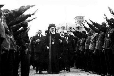 Relația controversată a Bisericii Ortodoxe Române cu Mișcarea Legionară