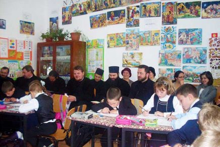 Preoții BOR spionează în școli familiile neortodoxe!