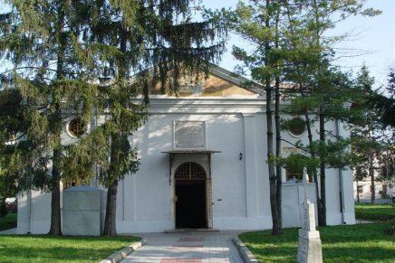 Geamie transformată în biserică ortodoxă