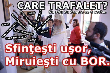 Patriarhul Daniel Trafalete [60+ poze și glume]