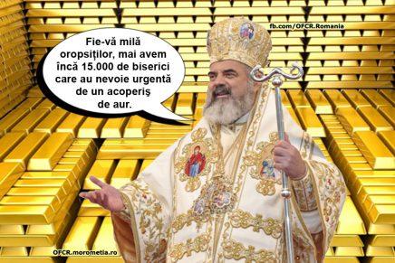 Declarația de avere a Preafericitului Daniel