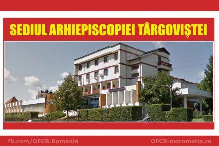 Sediul Arhiepiscopiei Târgoviștei